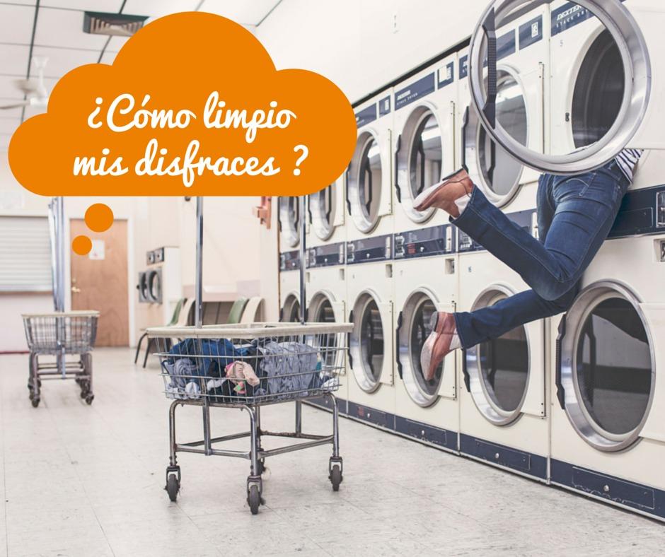 Consejos para lavar tus disfraces