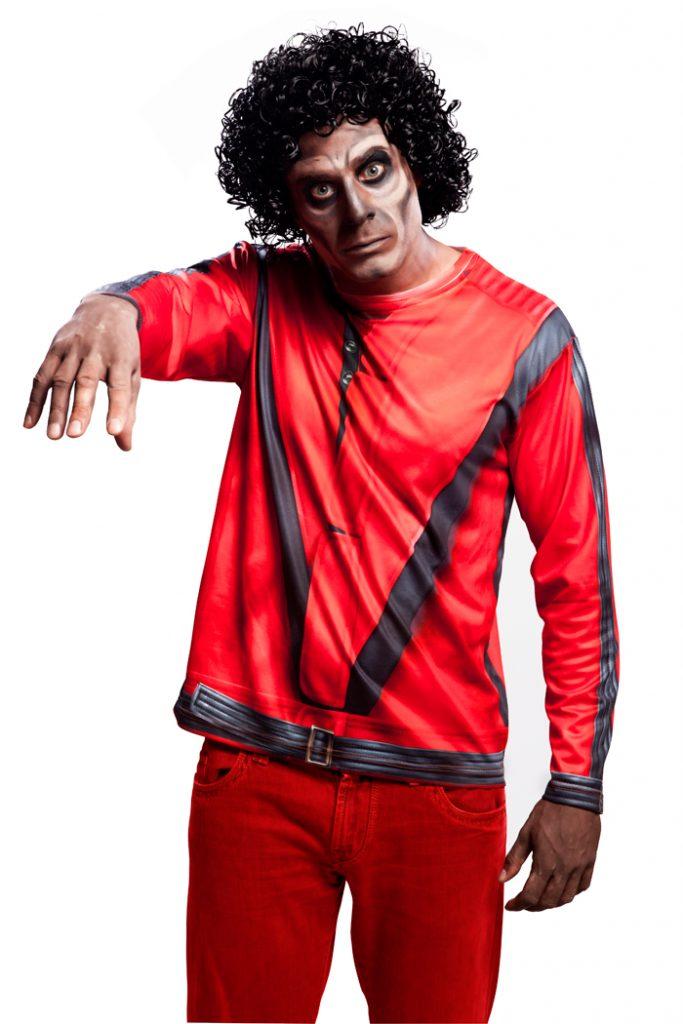 Disfraz Camiseta Thriller