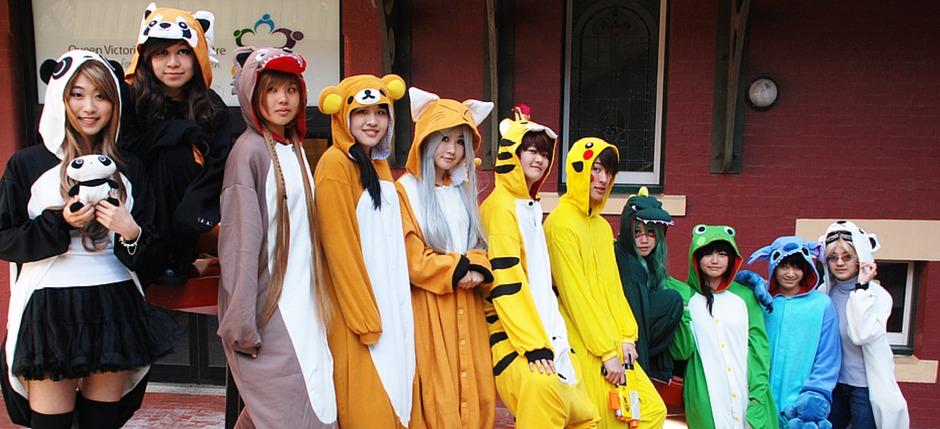 Disfraces Kigurumi de Animales