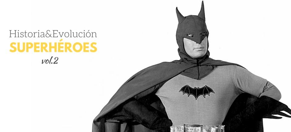 Historia y evolución de Batman