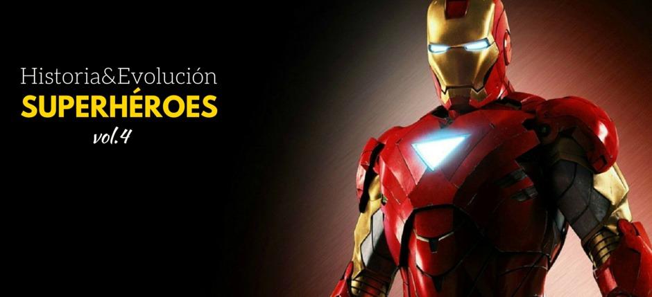 Historia y evolución de Iron Man