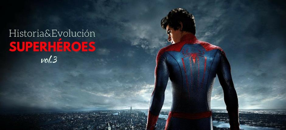 Historia y evolución de Spiderman
