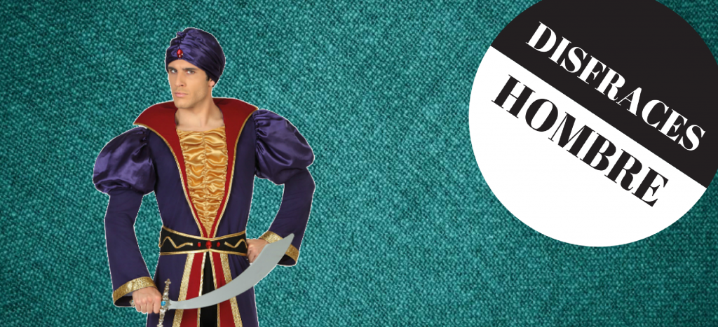 Los disfraces más originales para hombre: clásicos que nunca fallan
