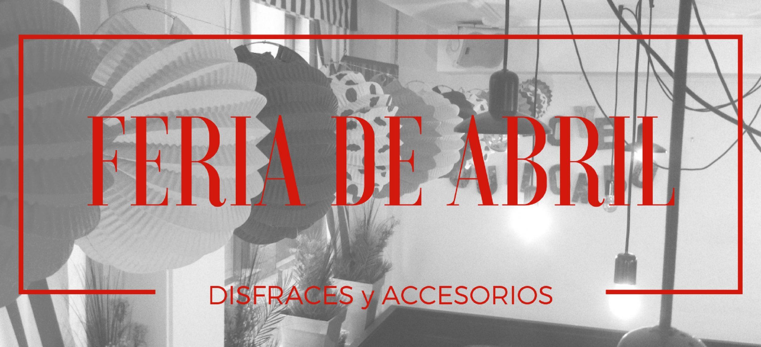 Los disfraces de la Feria de Abril: Sevillanas y cordobeses.
