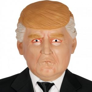 careta-presidente-donald-trump