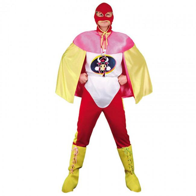 disfraz de capitán salami para chico