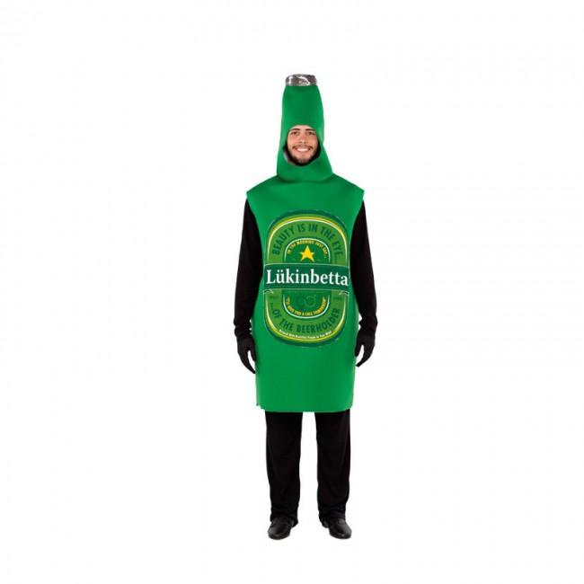 Disfraz de cerveza irlandesa