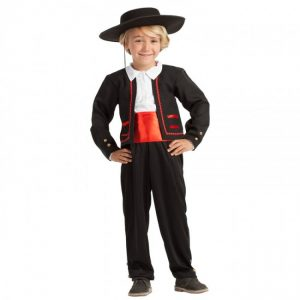 disfraz cordobés para niño