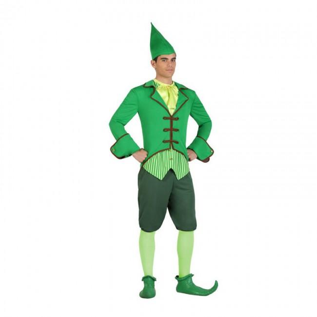Disfraz de duende leprechaun para hombre
