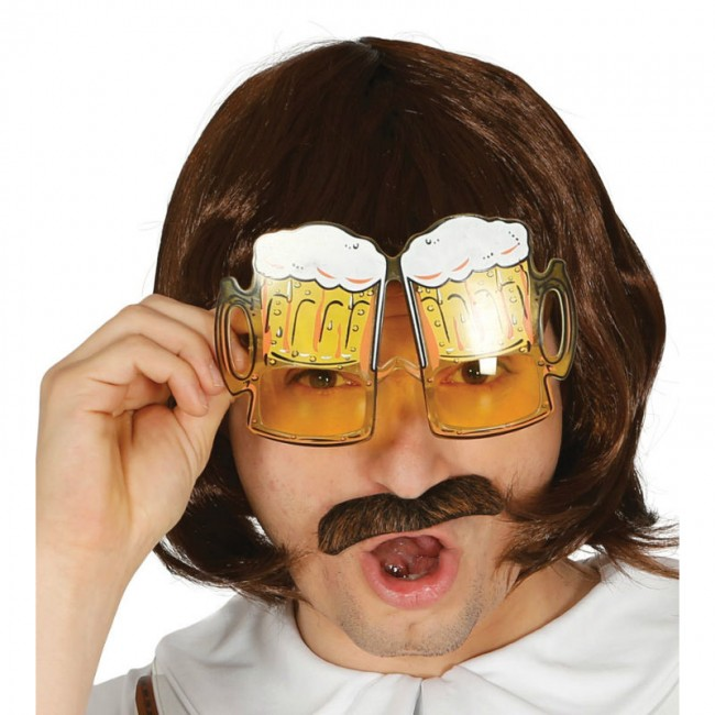 Gafas cerveza para Saint Patrick's day