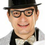 gafas con palito para photocall