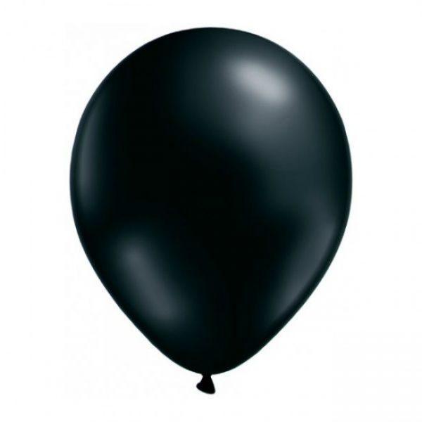 Globos cumpleaños negros