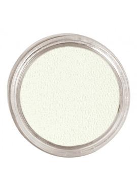 Maquíllate de color blanco para San Patricio