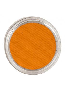 Maquíllate de color naranja para San Patricio