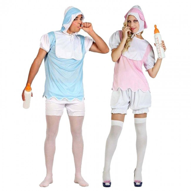 disfraces de bebés para parejas