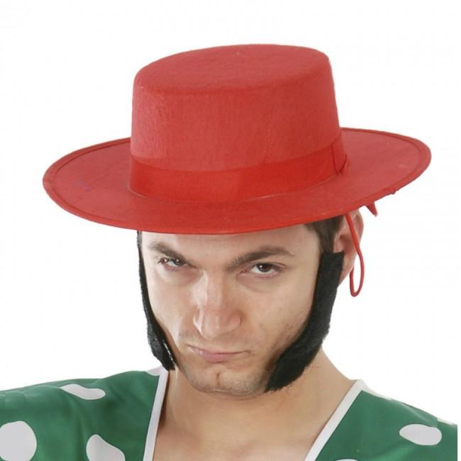 Sombrero cordobés para disfrazarse