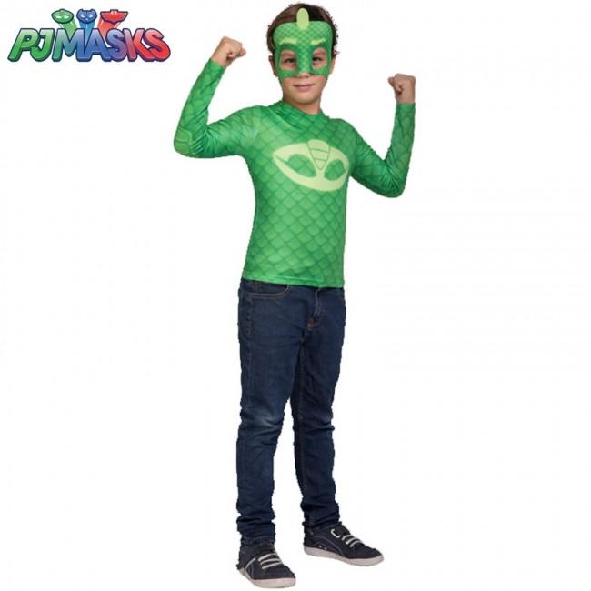 Disfraz PJ Masks Gekko niño