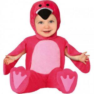 comprar online Disfraz de Flamenco rosa para bebé