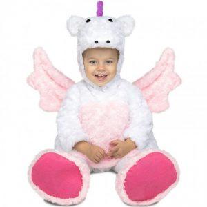 Comprar online Disfraz de Unicornio Peluche para niños