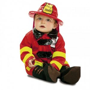 Comprar online Disfraz de Bebé Bombero
