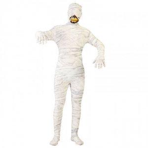 disfraz de momia segunda piel