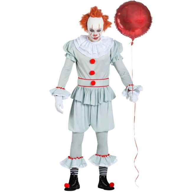 disfraz pennywise adulto