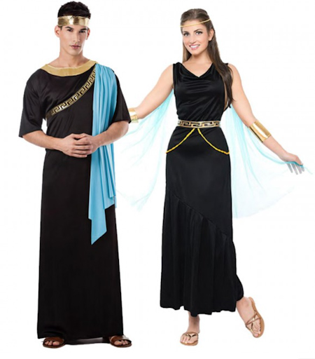 disfraz-de-griegos