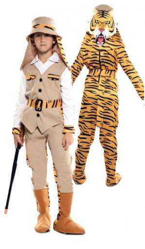 disfraz-doble-cazador-y-tigre