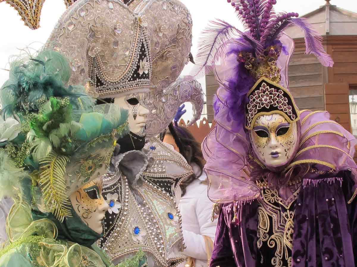 ¿Cómo es el Carnaval de Venecia y cuál es su Historia?