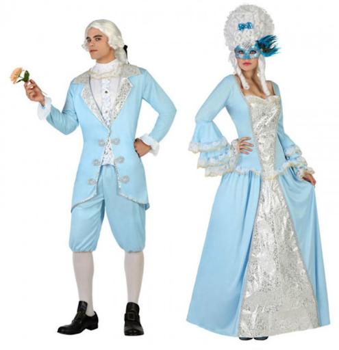 disfraces venecianos de época
