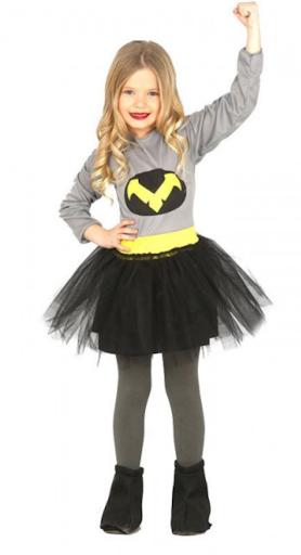 disfraz batwoman infantil