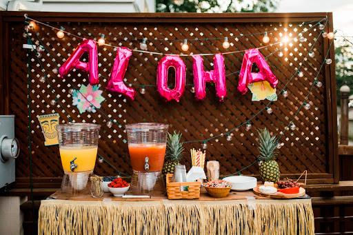 Monta una fiesta hawaiana en casa con estas ideas
