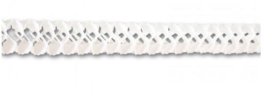 guirnalda blanca