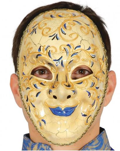 máscara de noble veneciano
