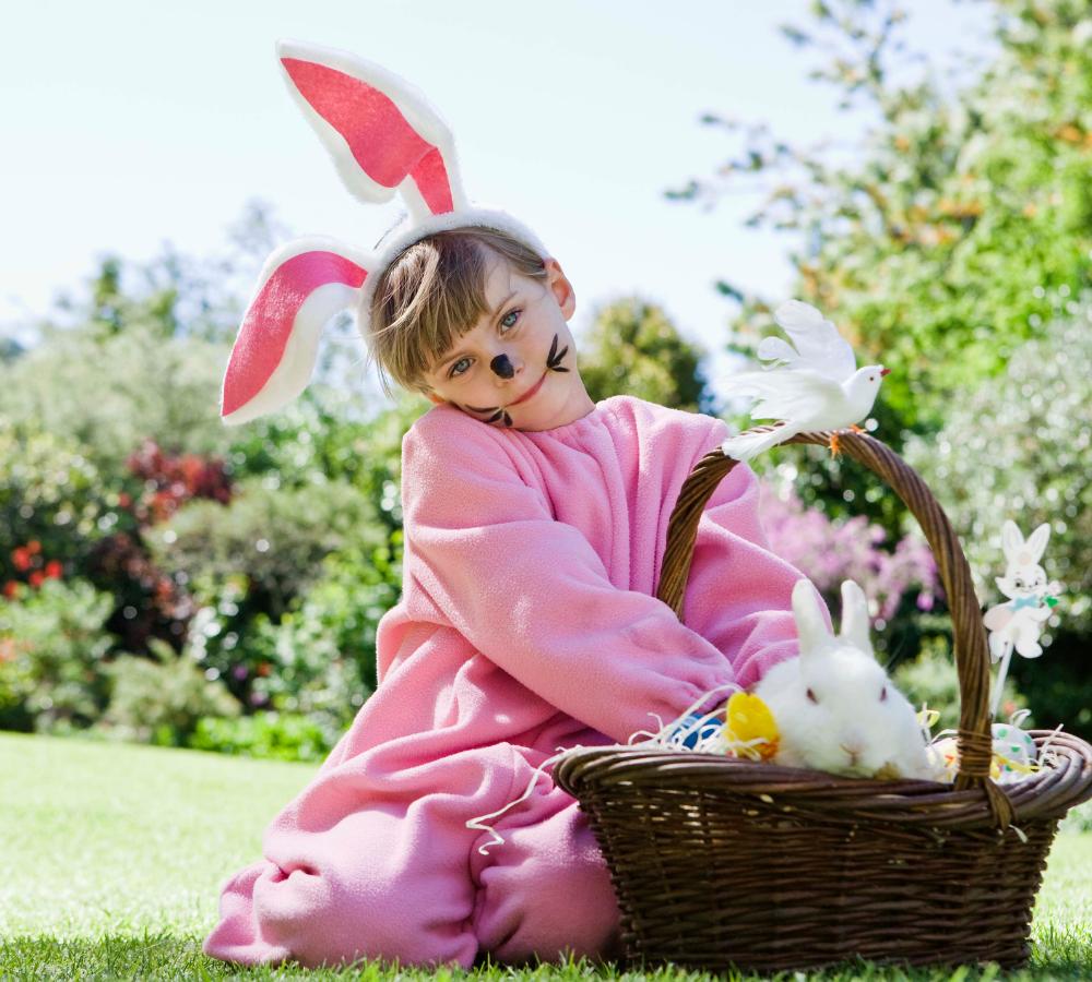 Ideas para celebrar una fiesta de Pascua con disfraces de conejo [2021]