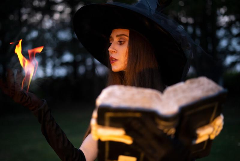 ¿Cómo hacer un disfraz de bruja casero? Guía fácil Paso a Paso