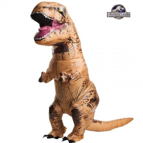 dinosaurio T-Rex hinchable
