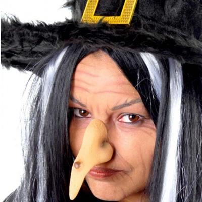 nariz de bruja