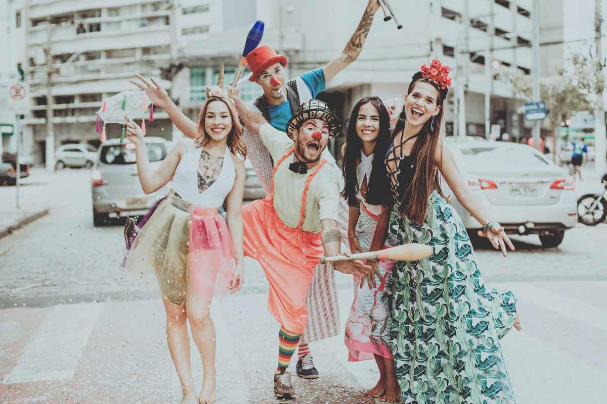 Las mejores Temáticas para Fiestas de Disfraces