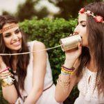 cómo disfrazarse de hippie con ropa normal