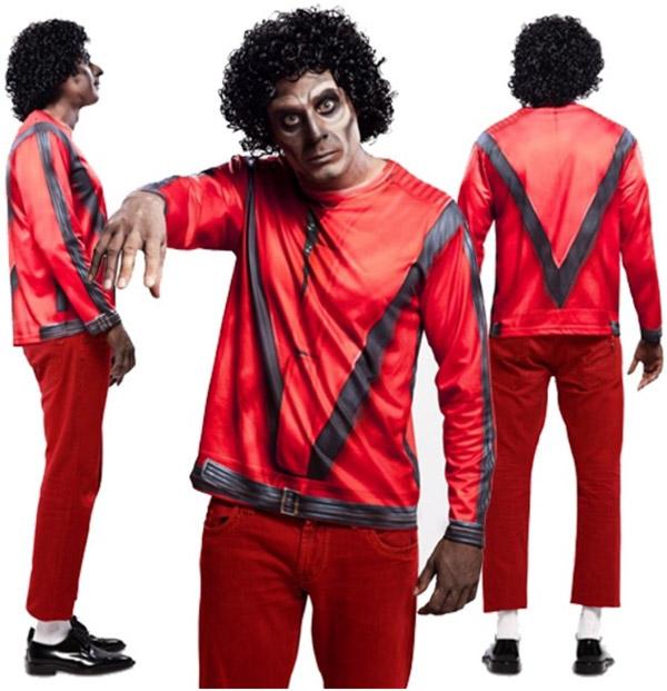 disfraz Michael Jackson Thriller