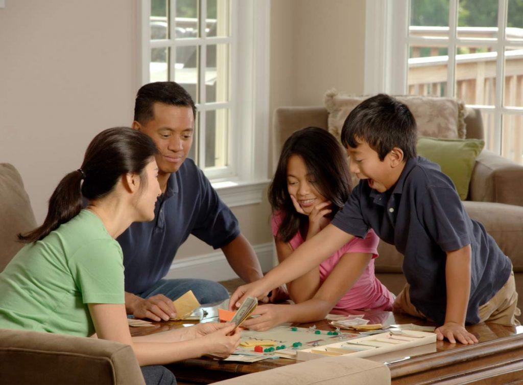 juegos para fiestas familiares