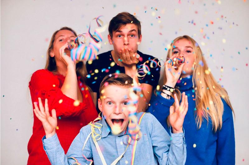 Ideas para una fiesta sorpresa de éxito