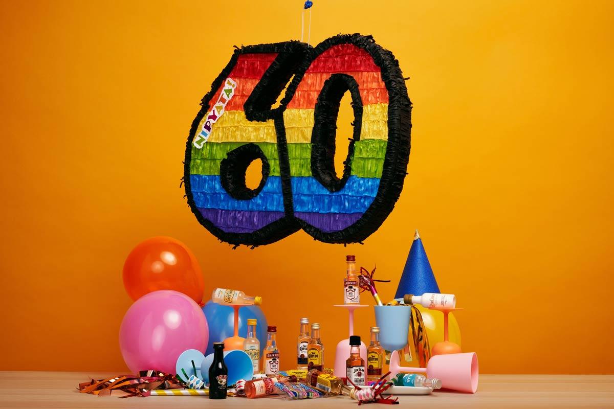 Ideas para fiesta sorpresa de 60 cumpleaños ¡Haz que sea inolvidable!