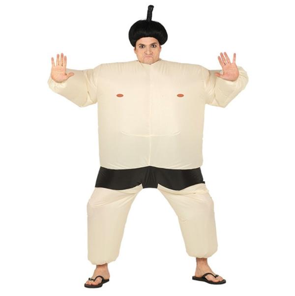 disfraz luchador de sumo